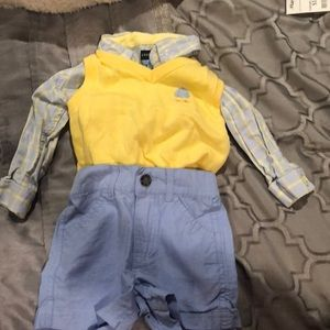 3 piece Andy & Evan Easter outfit